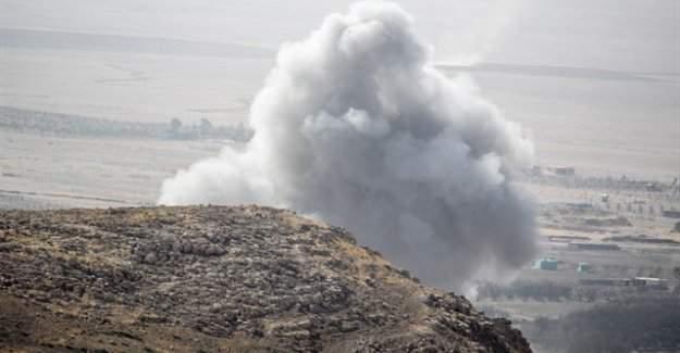 ABD Musul'da DAEŞ hedeflerini vurdu