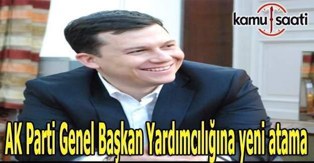 AK Parti Genel Başkan Yardımcılığına  Fatih Şahin atandı- Fatih Şahin kimdir?