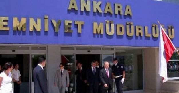 Ankara'da 10 Ekim'de yapılacak tüm gösteriler yasak