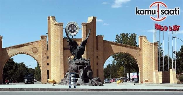 Atatürk Üniversitesi 40 akademik personel alacak