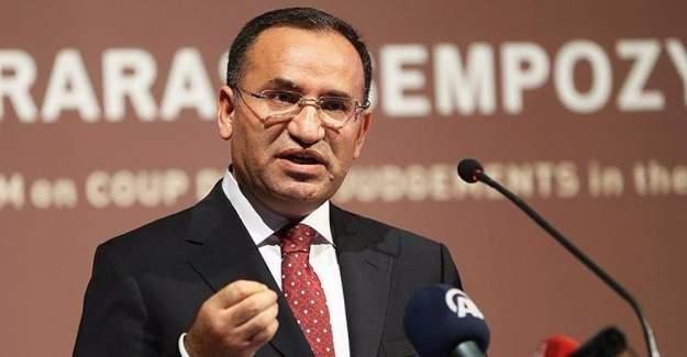 Bakan Bekir Bozdağ'dan Kılıçdaroğlu'na Sert Yanıt