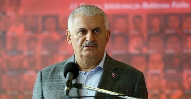 Binali Yıldırım: Devlet olmayı bilin, sonra Türkiye'ye laf edin