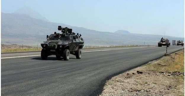 """Bitlis 4 ay """"Geçici Askeri Güvenlik Bölgesi""""ilan edildi"""