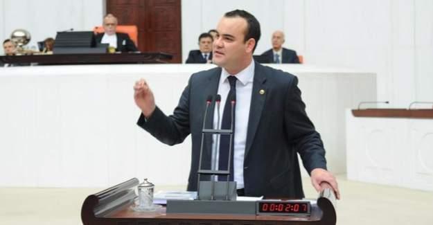 CHP'li vekil Köprülü: Skandalın sorumlusu Sağlık Bakanlığıdır