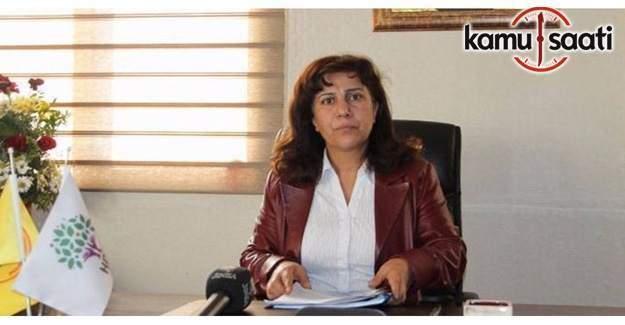 DBP Diyarbakır İl Eş Başkanı İpek'e 1 yıl 6 ay hapis