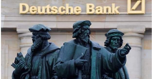 Deutsche Bank'tan şok eden Türkiye açıklaması