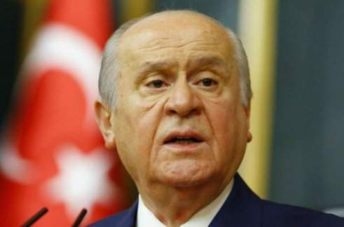 Devlet Bahçeli'den 29 Ekim mesajı