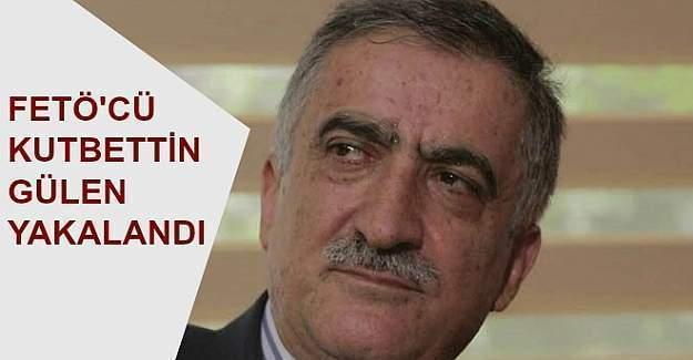 Fethullah Gülen'in kardeşi Kutbettin Gülen yakalandı