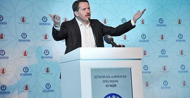 FETÖ, Türkiye'deki ihanet unsurlarının omurgasıdır