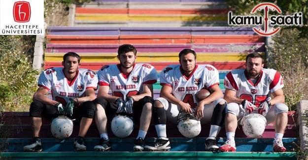 Hacettepe Üniversitesi Amerikan Futbol Takımı sezona başlıyor