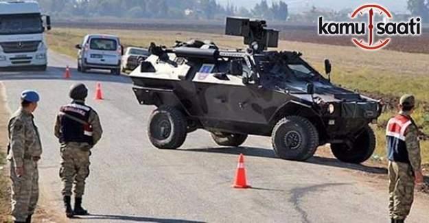Hakkari'de 15 günlük 'özel güvenlik bölgesi' uygulaması