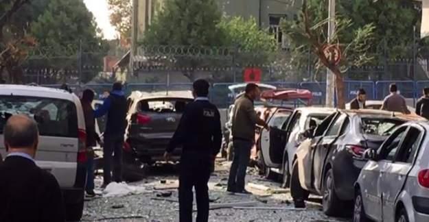 İstanbul Valisi Şahin'den saldırı açıklaması