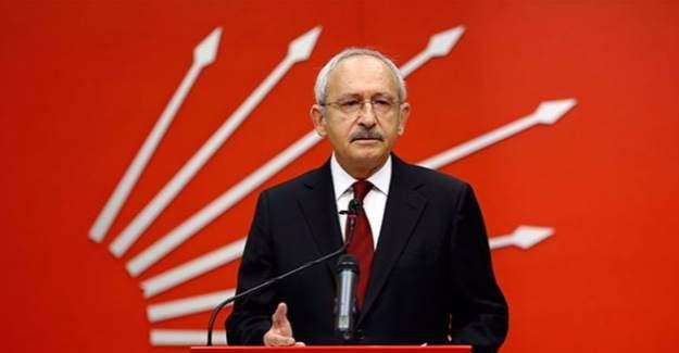 Kemal Kılıçdaroğlu'na hapis istemi