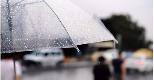 Meteoroloji'den uyarı geldi: Yağış geliyor