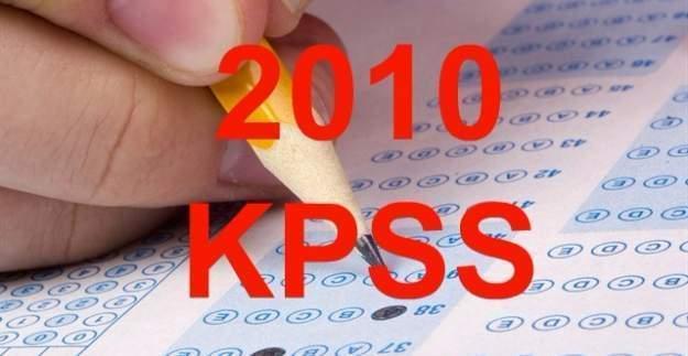 2010 KPSS soruşturmasında 91 kişiye dava açıldı