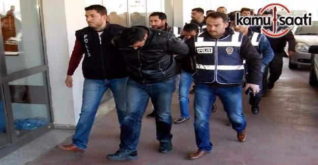 Amasya'da 17 sağlık çalışanı gözaltına alındı