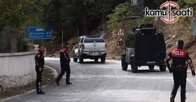 Antalya'daki terör saldırısına yayın yasağı