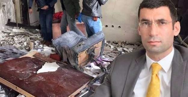 Derik Kaymakamını şehit eden terörist görüntülendi