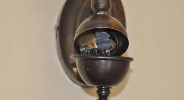 FETÖ'nün eski okulu gizli kameralar