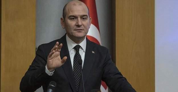 İçişleri Bakanı Süleyman Soylu, Kaymakamlık Dersi için bilgi verdi