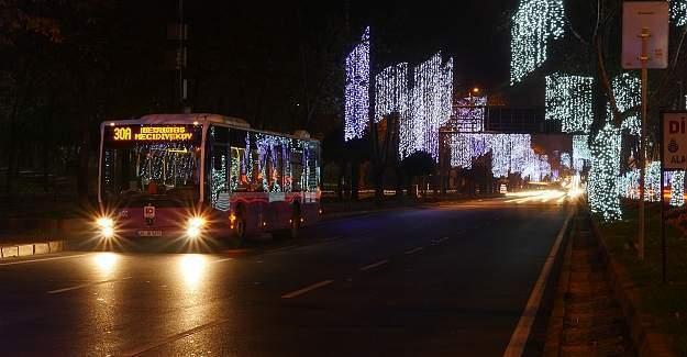 İETT Otobüslerinde Kadın Yolcular İçin Gece Düzenlemesi