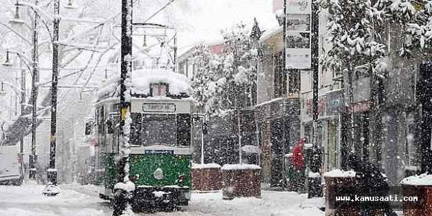 21 Aralık Çarşamba Bursa'da kar tatili olacak mı?