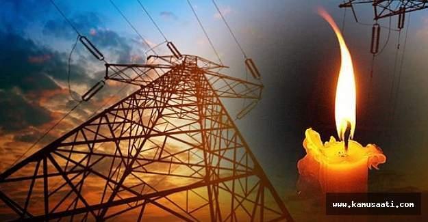 30 Aralık 2016 Cuma İstanbul'da elektrik kesintisi