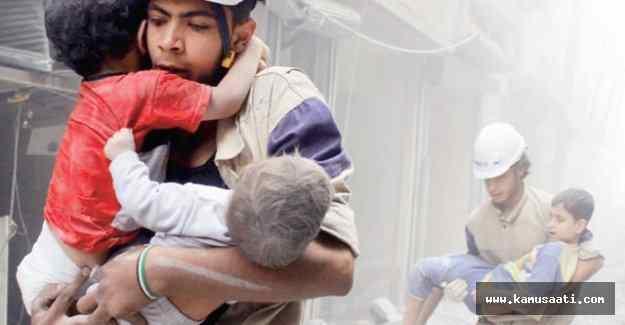 Eğitim Bir-Sen'den Halep'e: ''Biz sussak tarih susmayacak!''