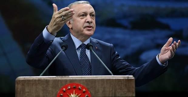 Erdoğan'dan ABD'ye sert tepki: Yılanla yatağa giren...
