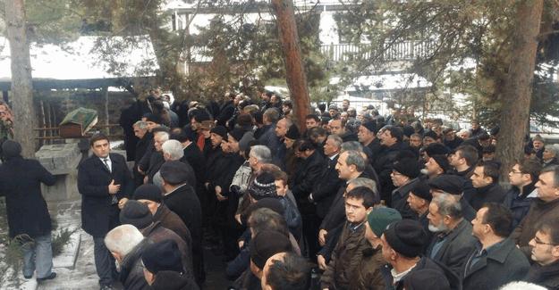 Kamu Saati yazarı Tahsin Özdemir'in kayınpederi İsmail Kuz vefat etti
