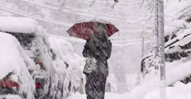 Meteoroloji'den İstanbullulara saatli kar uyarısı