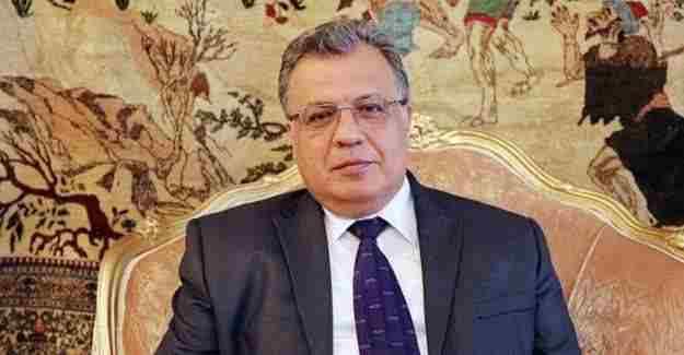 Rusya'nın Ankara Büyükelçisi Andrey Karlov'a suikast düzenlendi