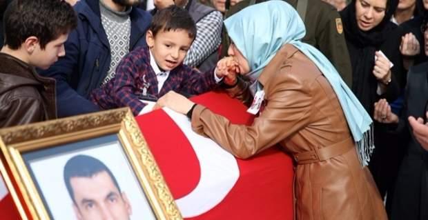 Şehit Kaymakam Safitürk'ün adı Ankara'da yaşayacak