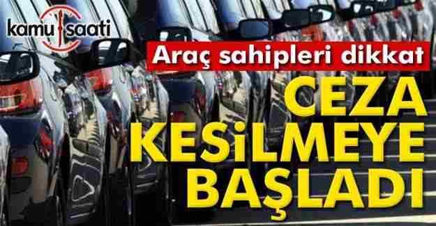 Trafik sigortasını yüksek fiyattan yapana ceza