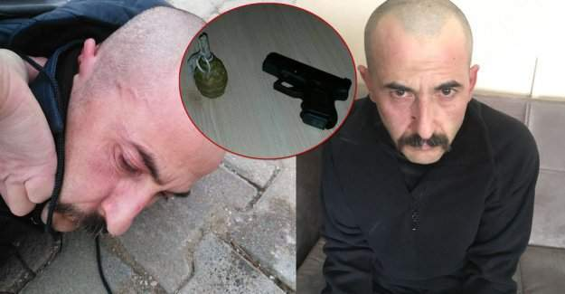 Başına 300 bin ödül olan İstanbul saldırganı yakalandı