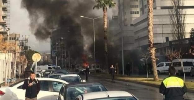 İzmir Adliyesi'ne saldıranların kimlikleri belli oldu