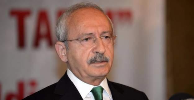 Kılıçdaroğlu'ndan İlhan Cavcav açıklaması