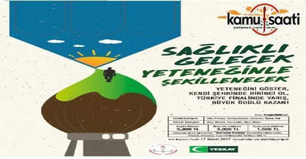 MEB ve Yeşilay'dan ortak yarışma - Sağlıklı Nesil Sağlıklı Gelecek Yarışması