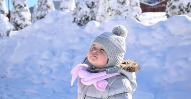 Meteoroloji'den İstanbul'a kuvvetli kar uyarısı