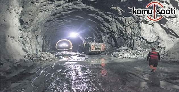 Ovit dağı tüneli iki bölgeyi birleştiriyor