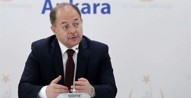 Sağlık Bakanı Akdağ'dan antibiyotik açıklaması