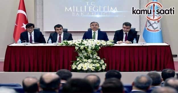 Taslak programlar 10 Şubat Cuma´ya kadar askıya çıkarıldı