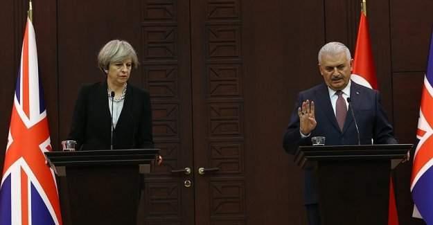 Türkiye-İngiltere arasında 'savaş uçağı' sözleşmesi