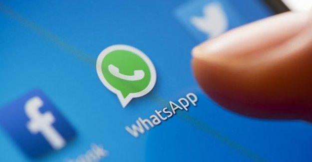 Whatsapp'ta 'ekran görüntüsü' güncellemesi