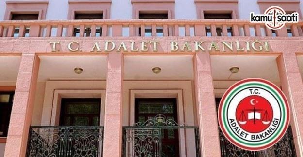 Adalet Bakanlığı Personel Eğitim Merkezleri Hakkında Yönetmelikte Değişiklik