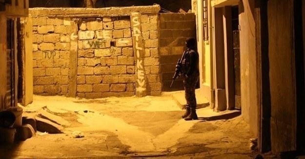 Adana'da PKK operasyonu: 20 gözaltı