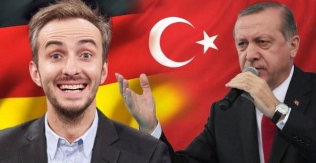 Alman komedyen Böhmermann'ın, Erdoğan'a hakaret içerikli şiiri için karar çıktı