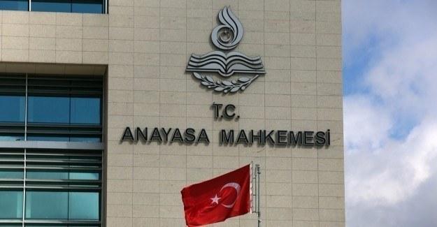 AYM'den CHP başvurusu kararı