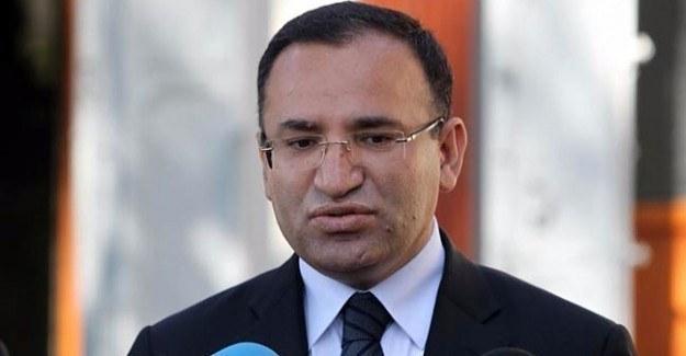 Bakan Bozdağ'dan Hürriyet'in 'karargah rahatsız' haberine tepki