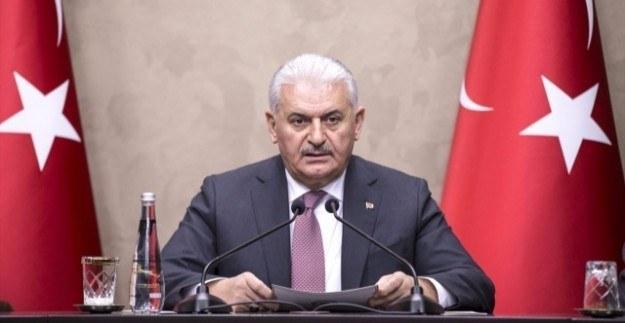 Başbakan Yıldırım'dan MHP ile ortaklık sinyali